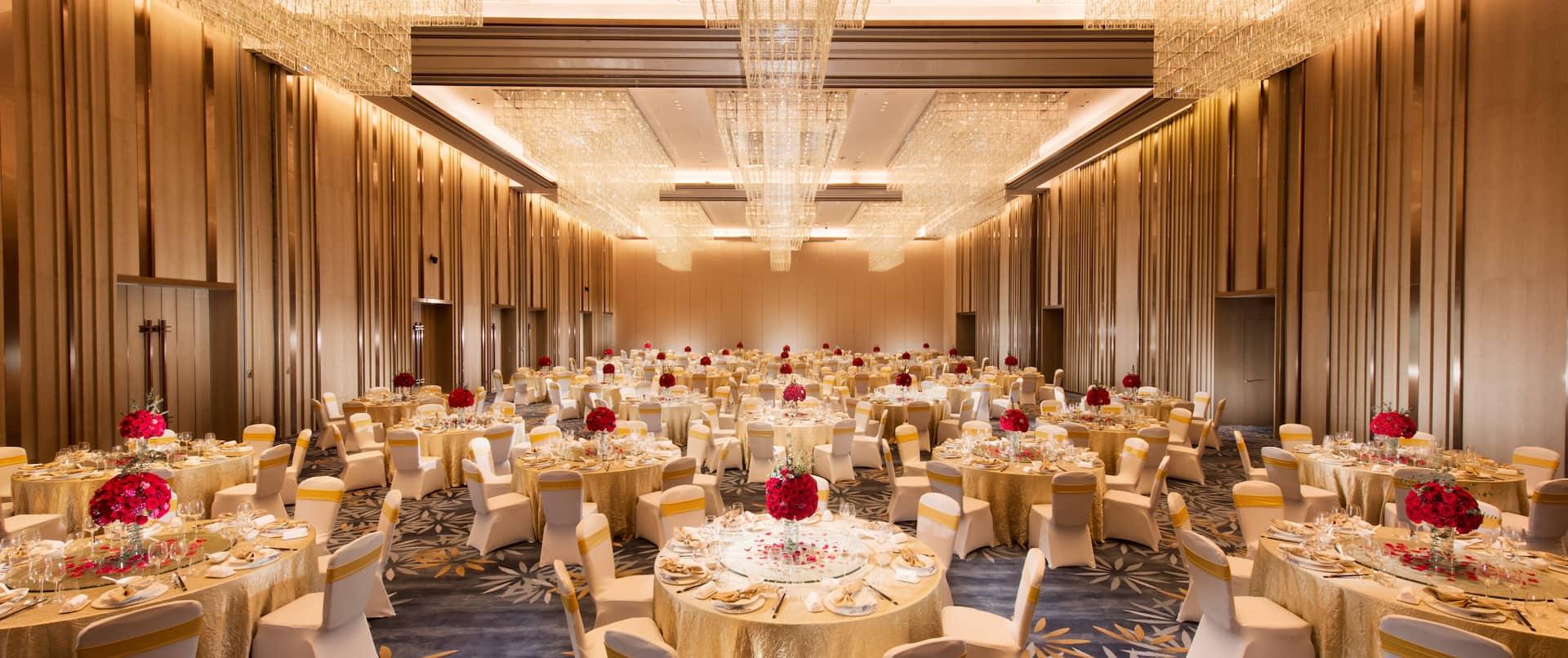 Grand Ballroom Wedding Room