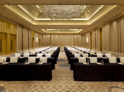 Wuyuan Grand Ballroom Classroom Style