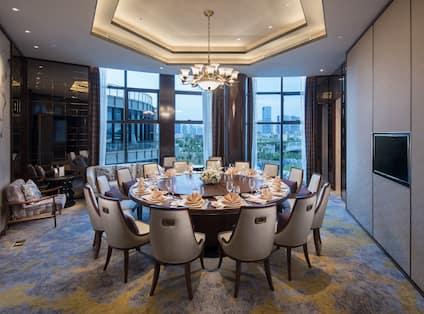 YUXI Round Table