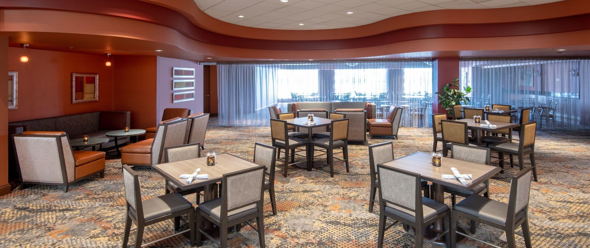 Cedar Creek Bistro Dining Area