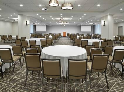 Picasso Ballroom with Event Setup