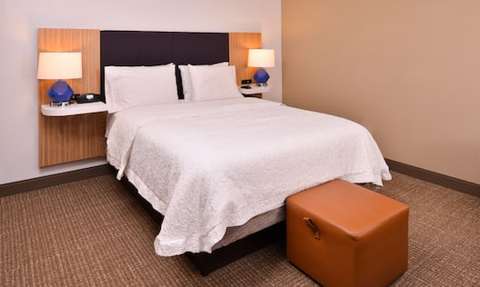 One Queen Bed Guest Bedroom