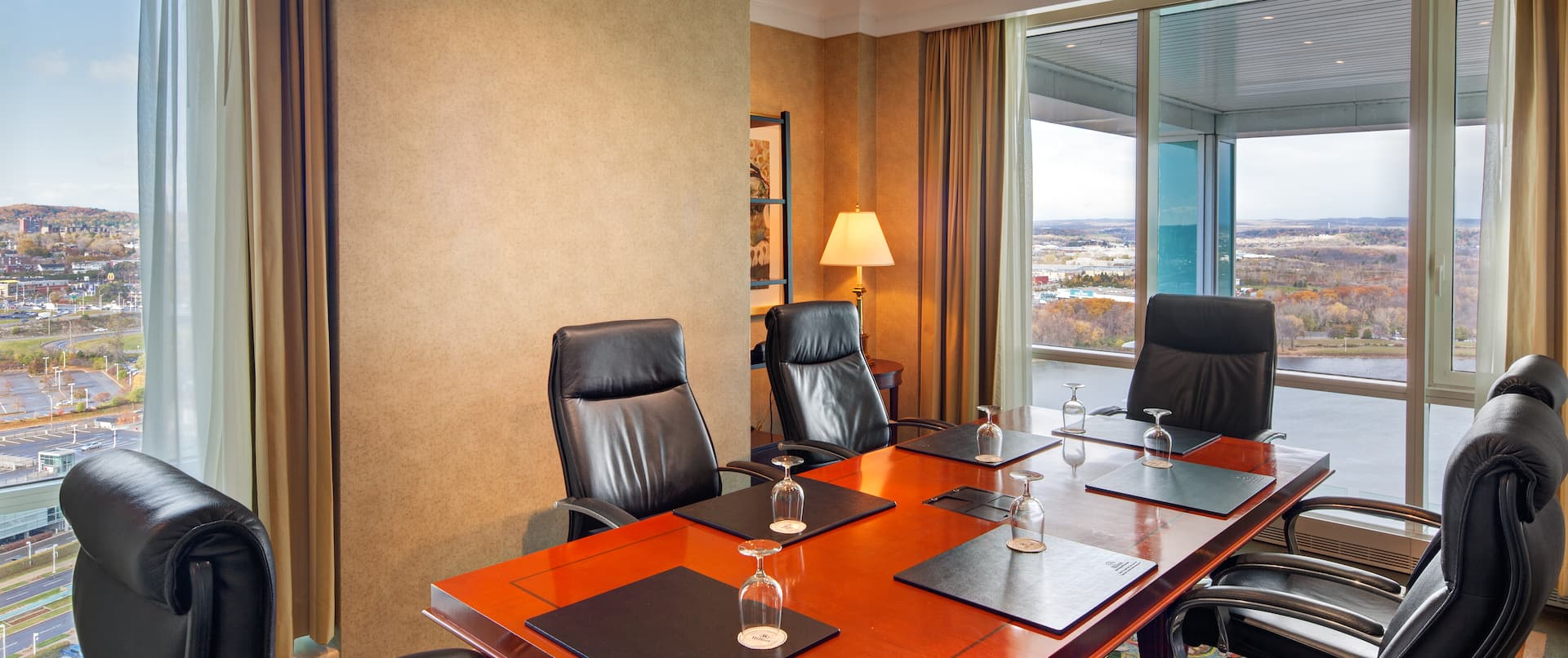 Executive Lounge Boardroom