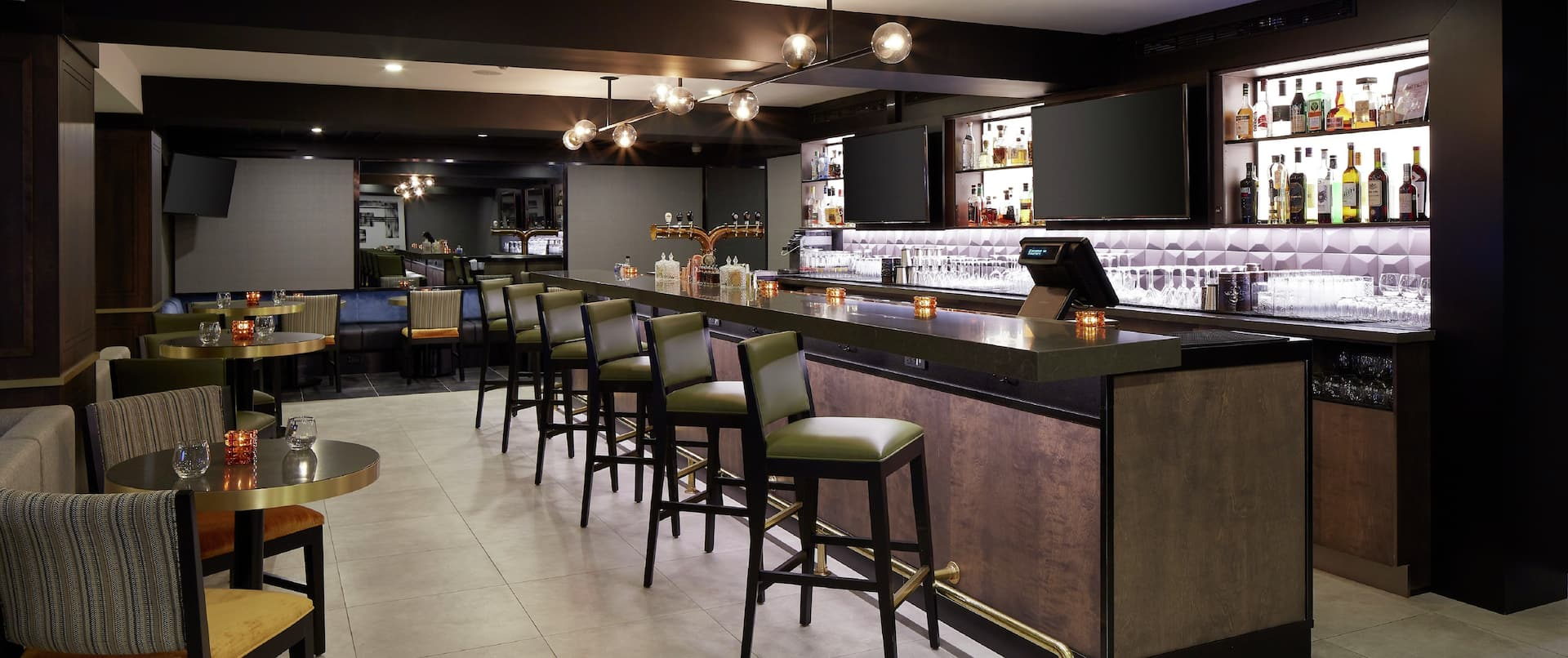 Main Bar Located in the Lobby