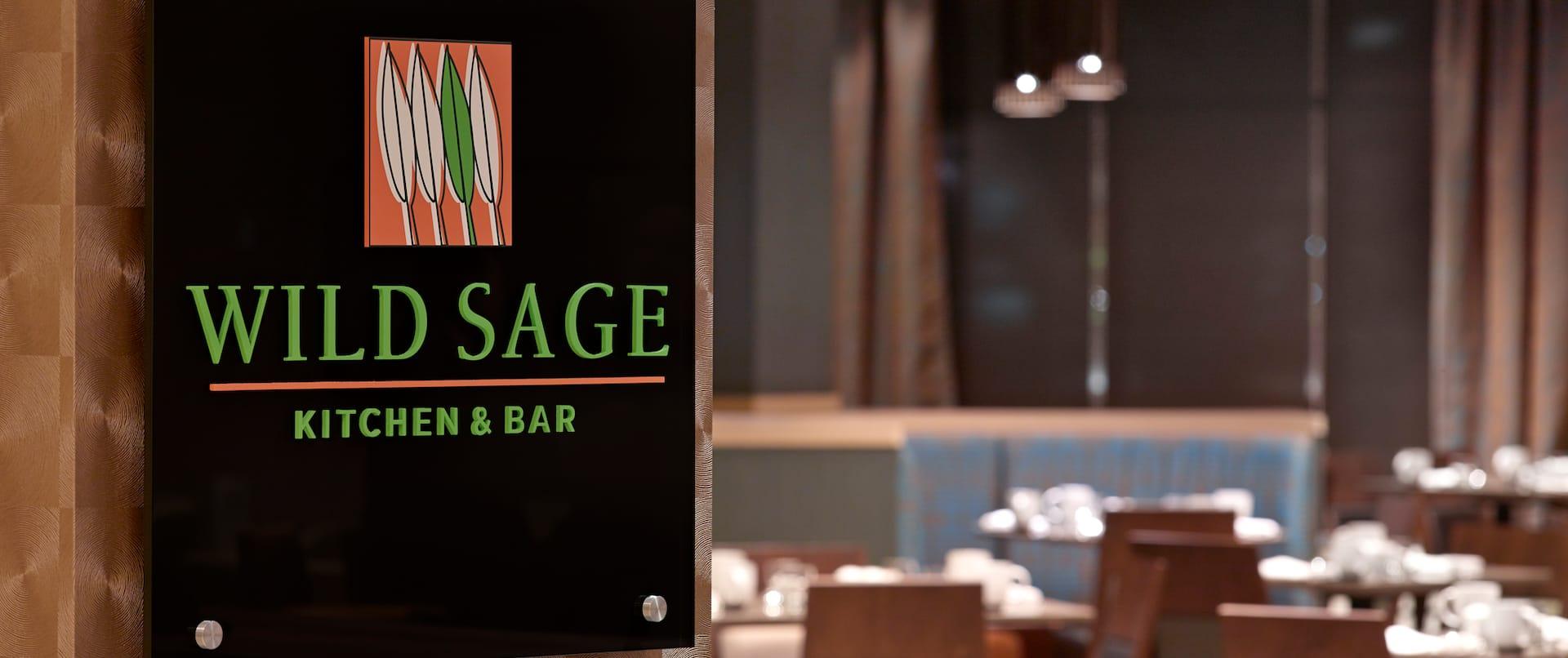 Wild Sage Restaurant