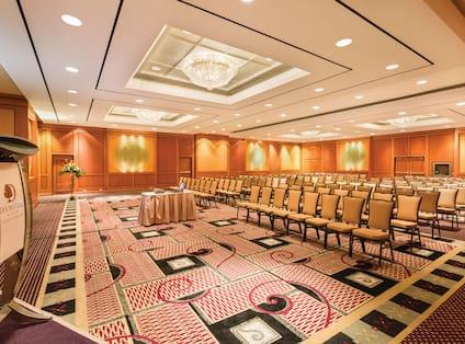 Mandarin Meeting Room