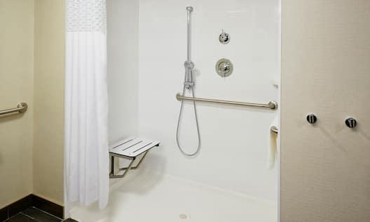 Roll In Shower ADA