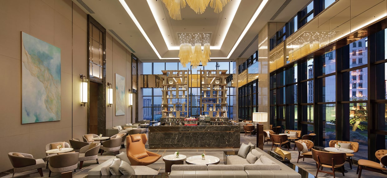 Chill Lobby Lounge