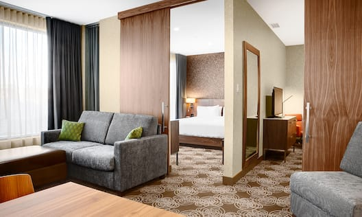 Extended Stay Rooms