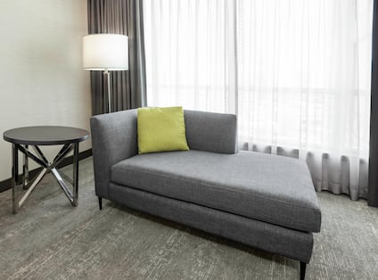 Deluxe Room with chaise lounge