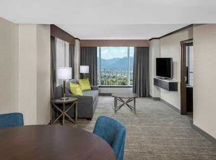 1 bedroom suite executive floor