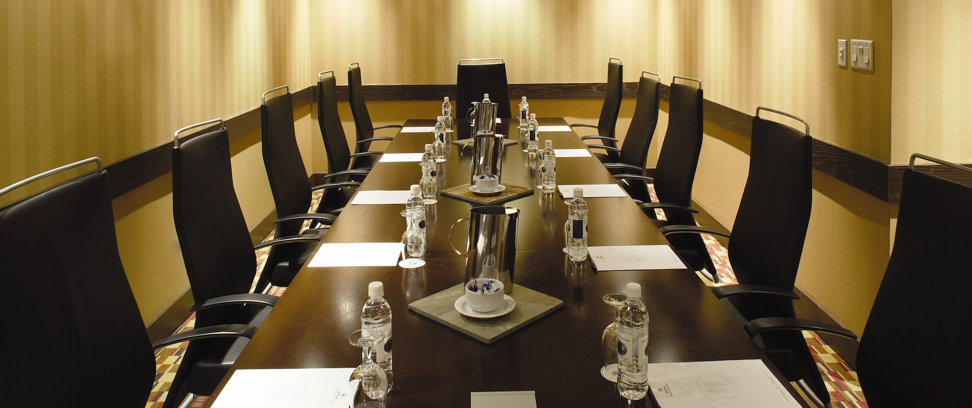 On-Site Executive Boardroom