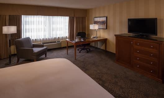 Guestroom Area of Suites
