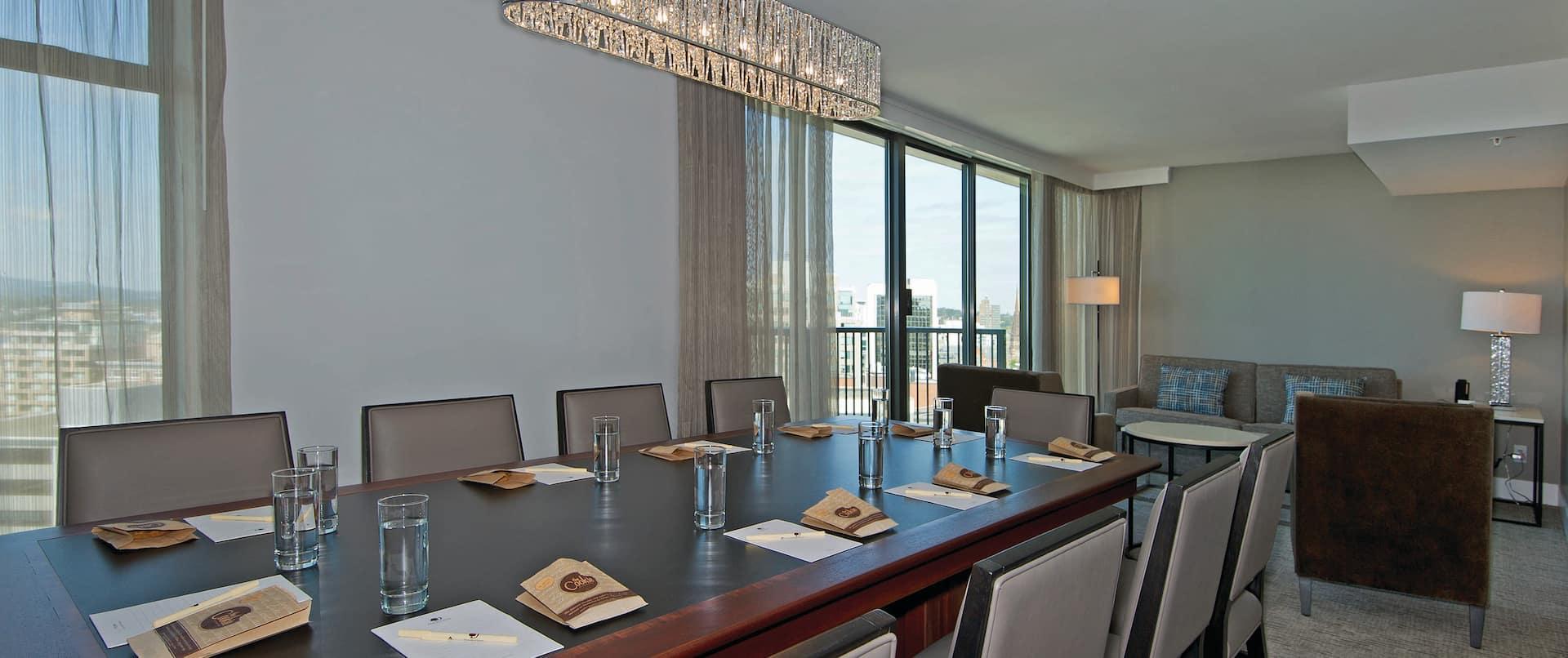 Salish Boardroom