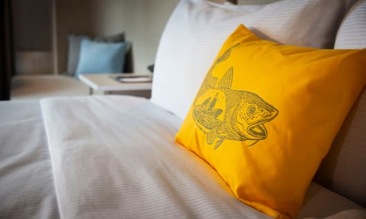 Queen Bed Pillow