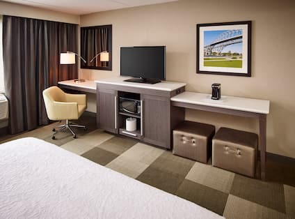 King Accessible Rooms