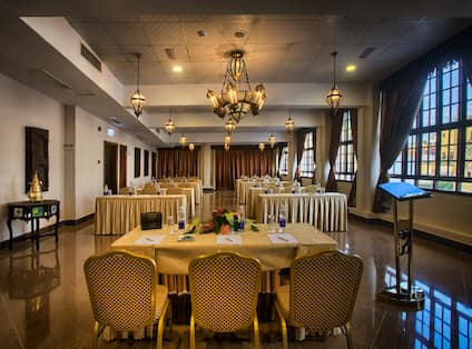 DoubleTree by Hilton Hotel Zanzibar - Stone Town Hotel, TZ - Meeting room in Classroom layout