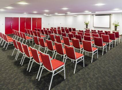 DoubleTree by Hilton Hotel Queenstown, New Zealand - Milford Room Theatre Style