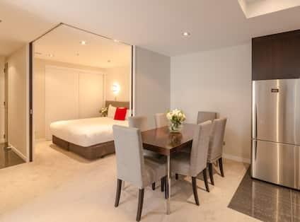 2 Bedroom Residence Bedroom 1
