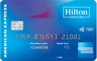 Hilton Honors Card